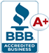 A Vinyl Fence Co is a BBB Accredited Business.